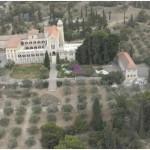 מנזר השתקנים בלטרון כנסיה על מיקומה של המצודה הצלבנית טורון דה שבלייה