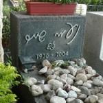 קבר נעמי שמר שירי ארץ הטובה